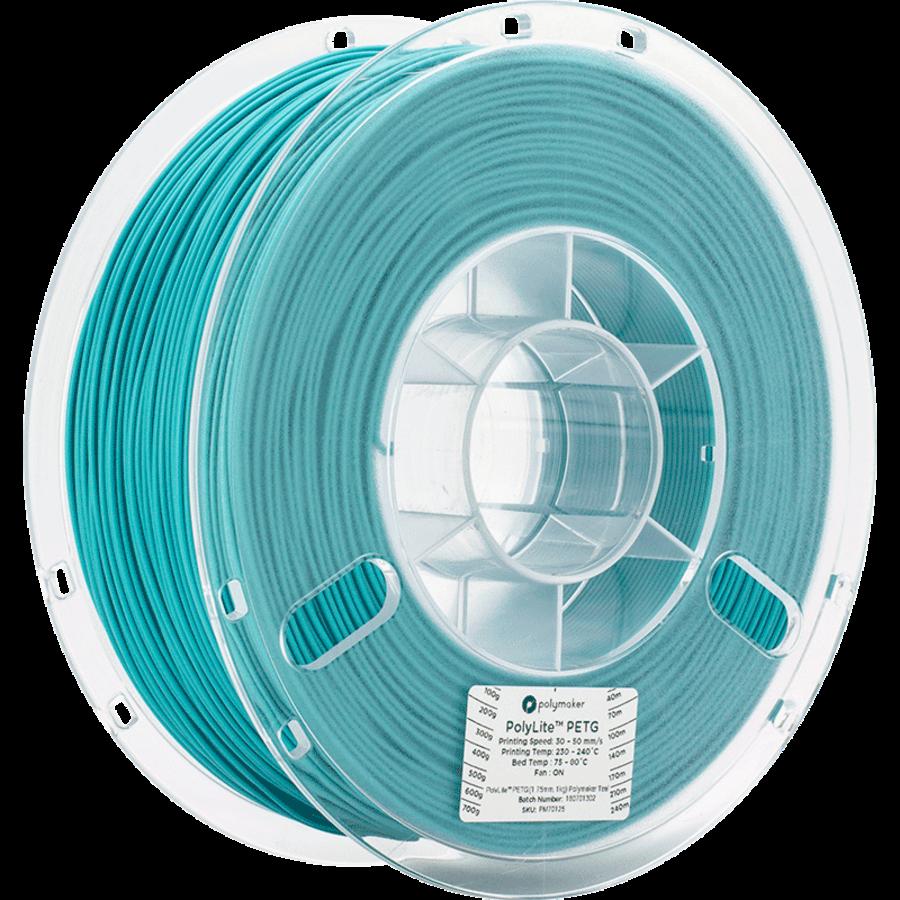 Polymaker PolyLite PETG - Teal-1