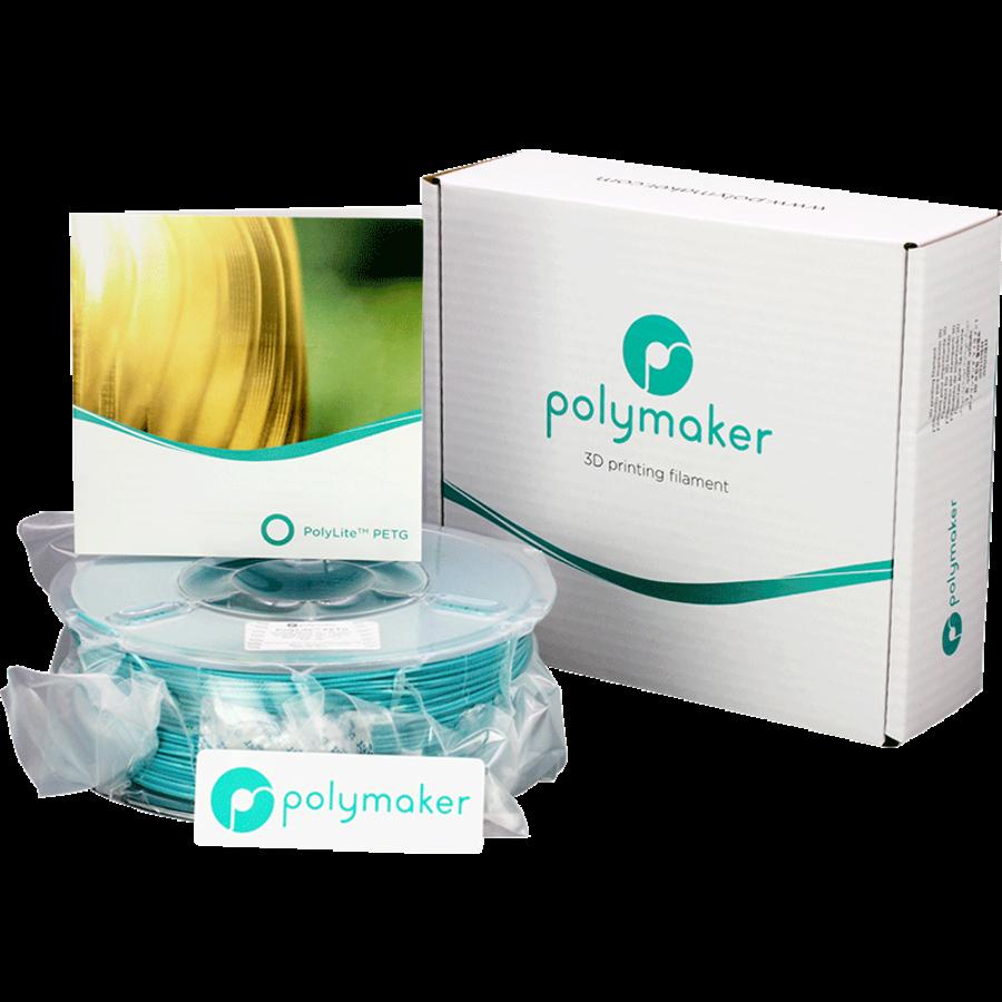 Polymaker PolyLite PETG - Teal-4