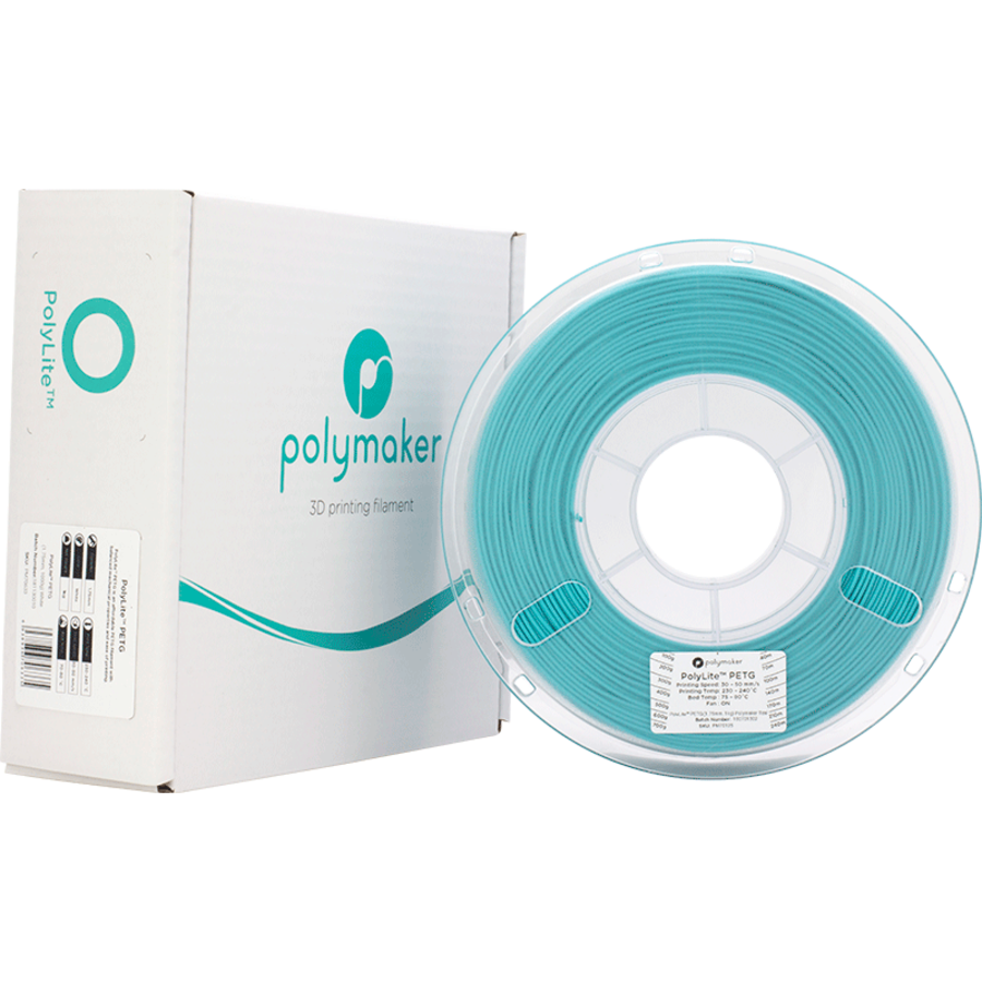 Polymaker PolyLite PETG - Teal-5