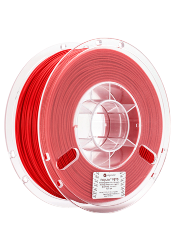 PolyLite PETG - Rood