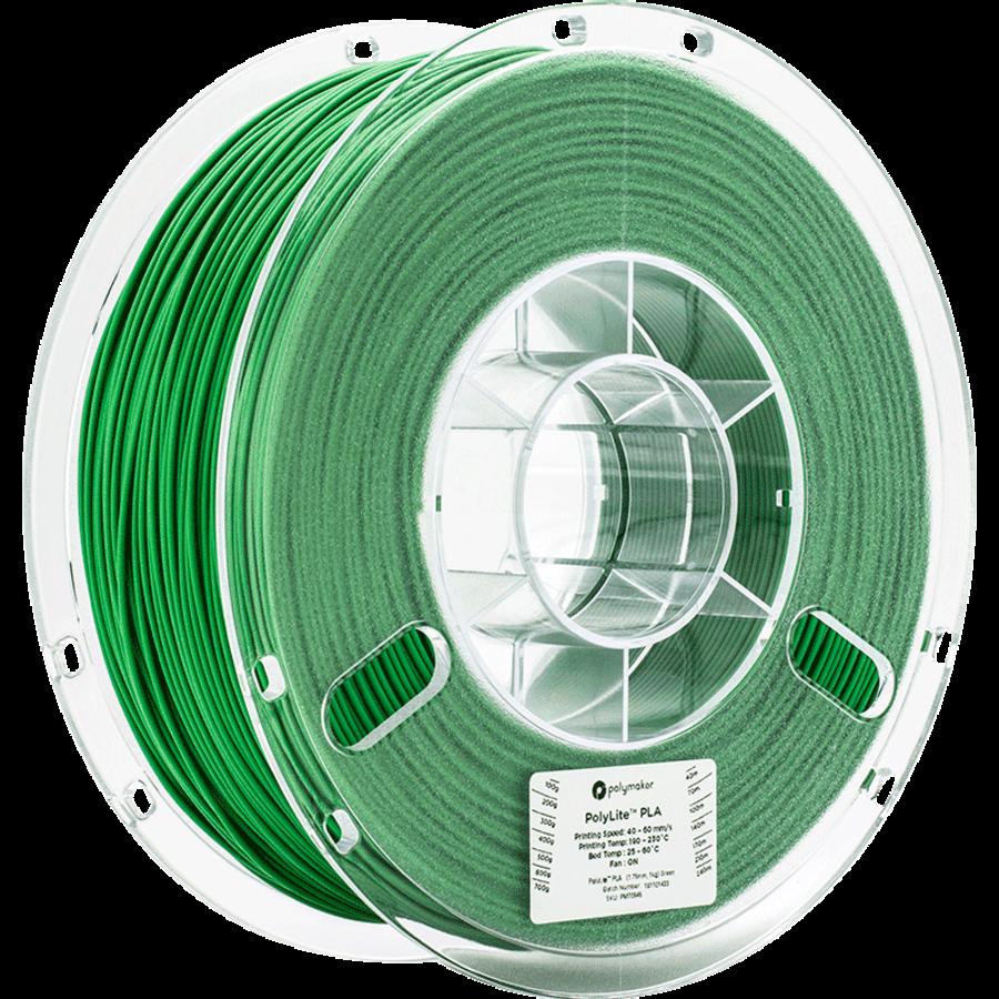 Polymaker PolyLite PLA - Groen-1