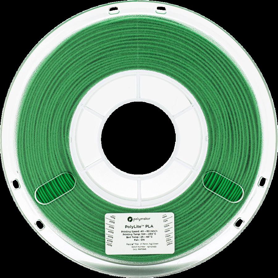 Polymaker PolyLite PLA - Groen-2