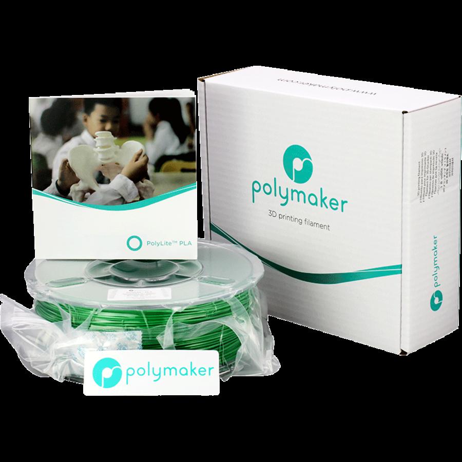Polymaker PolyLite PLA - Groen-4