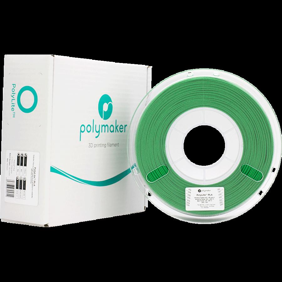 Polymaker PolyLite PLA - Groen-5