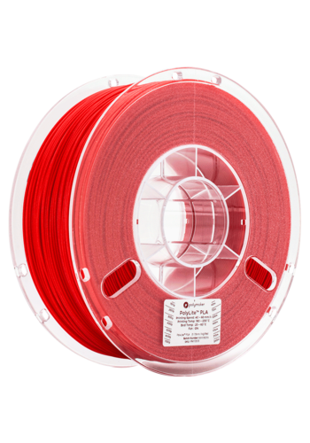 PolyLite PLA - Rood