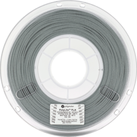 thumb-Polymaker PolyLite PLA - Grijs-2