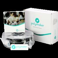 thumb-Polymaker PolyLite PLA - Zwart-4