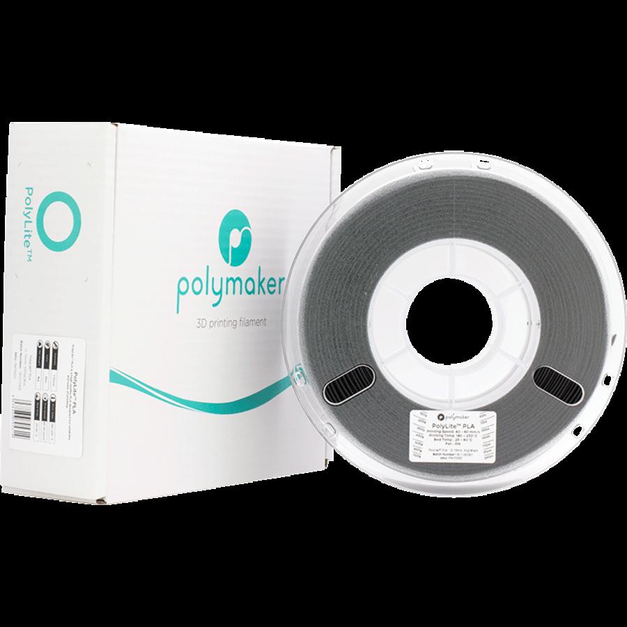 Polymaker PolyLite PLA - Zwart-5