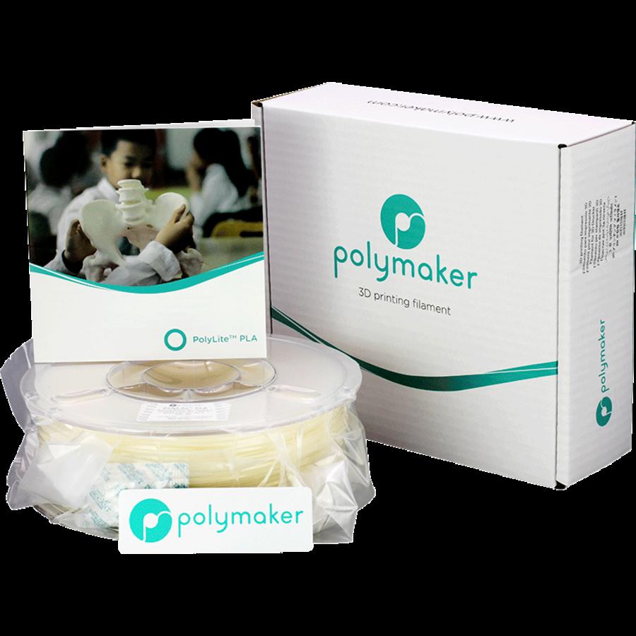 Polymaker PolyLite PLA - Naturel-4