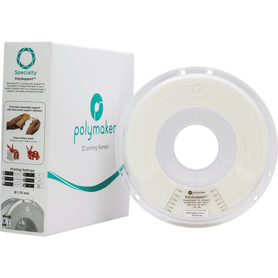 Polymaker Speciality PolySupport - Wit-4