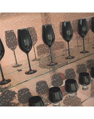 Dune Dune mosaics Copper mirror