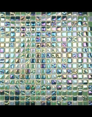 Barwolf Green Mix Mosaic Tiles