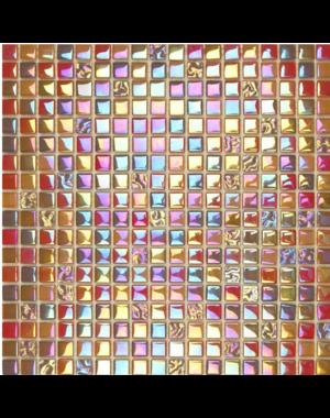Barwolf Red Mix Mosaic Tiles