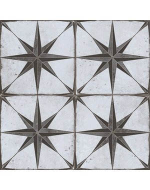 Astral Star Pattern Tiles