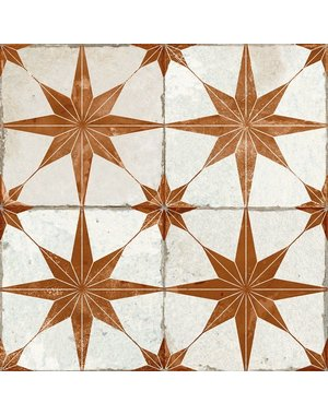 Luxury Tiles Tuscany Orange Feature Tiles