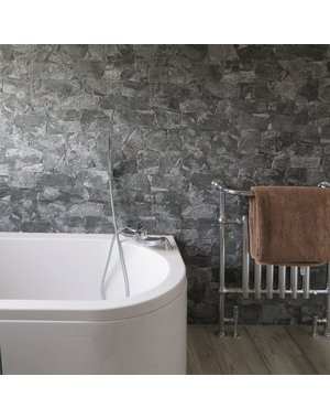 Pearl Slate Stone Effect Tiles 650x333x10mm