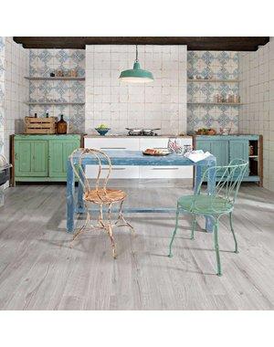 Grey Anti-Slip Wood Effect 910x153 Tiles