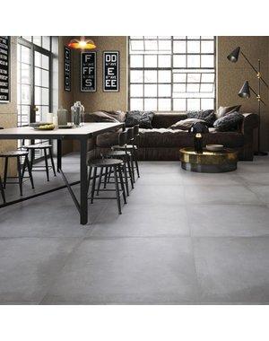 Luxury Tiles Dino Lappato Concrete 80x80 Tiles