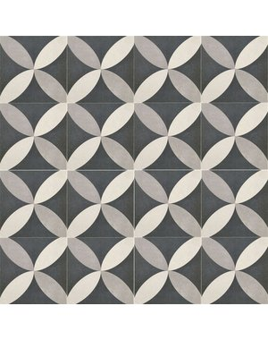 Belgravia Pattern Floor & Wall Tile