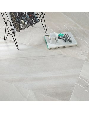 Grey effect stone 100x50 floor wall Tile