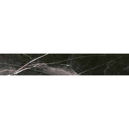 Luxury Tiles Luxor nero Black Carrara Marble Floor & Wall Tiles