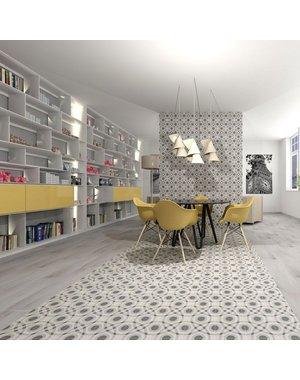Augustus Circle Design Tiles