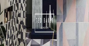 Ted Baker Stepped Up Tiles