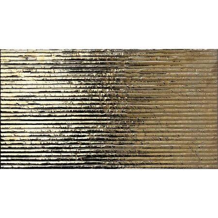 Luxor Gold Wall Border Tiles 600x330
