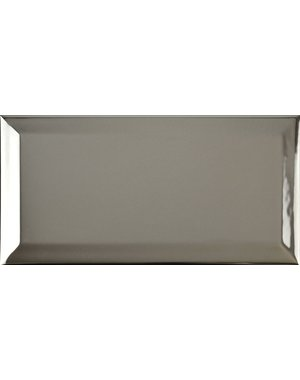 Metro Metallic Silver Gloss Wall tiles