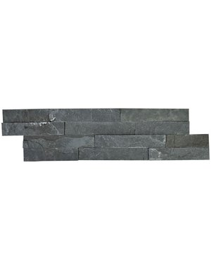 Luxury Tiles Grey Split Face Tile 10x36cm