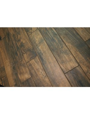 Scarlet Ground Wood effect floor tile