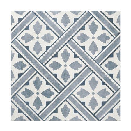 Mr Jones Midnight wall and floor tile