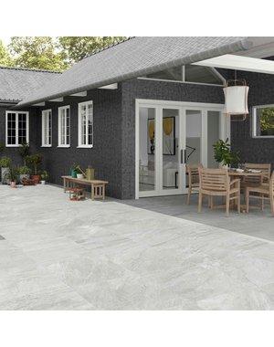 Blanco Grey 59 x 59  Floor and outdoor tile