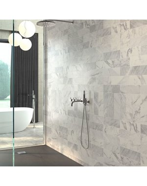 Luxury Tiles Metro Matt Marble Effect Matt Wall Tile