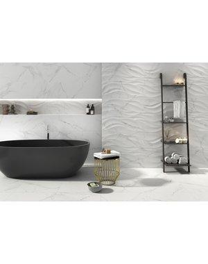 Luxury Tiles Giovanni Flat Matt Marble Effect  Wall tile
