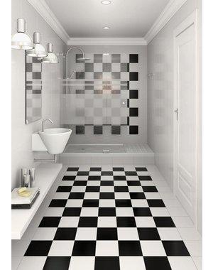 Luxury Tiles Alaska Square floor and wall tile