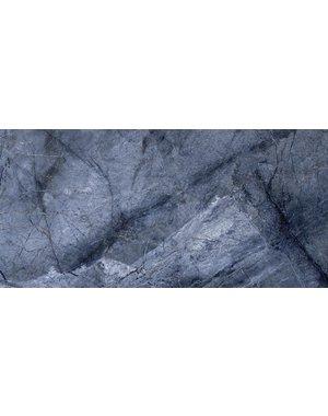 Luxury Tiles Venetian Blue Stone Marble effect Tile