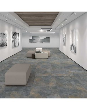 Luxury Tiles Avos Basalto Rustic Slate effect tile
