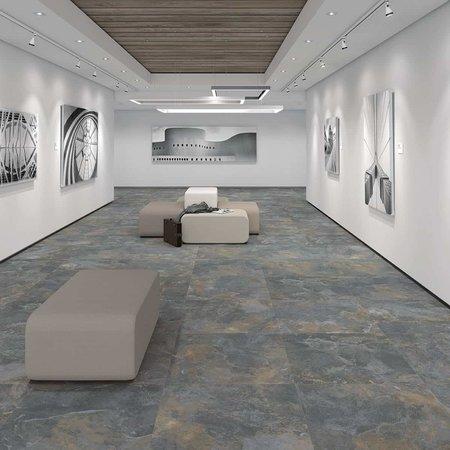 Luxury Tiles Avos Basalto Rustic Slate effect 600 x 300 tile