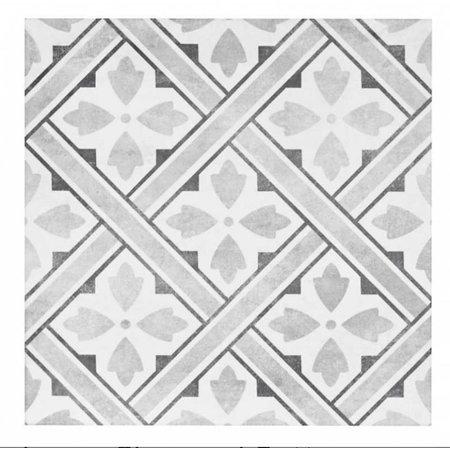 Laura Ashley Laura Ashley Heritage Mr Jones Charcoal Pattern 330x330 Porcelain LA52000