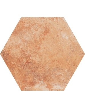 Luxury Tiles Vermont Hexagon Terracotta Floor Tile