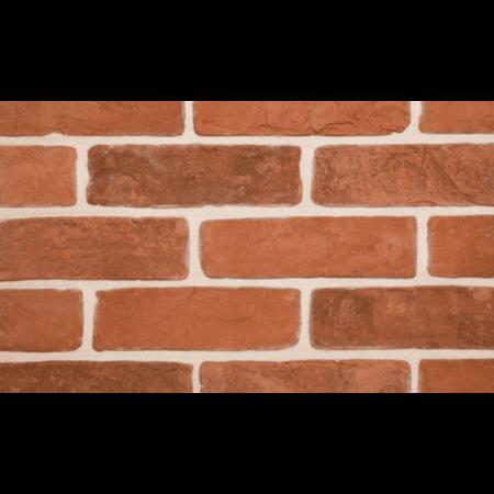 Luxury Tiles Handmade Victorian Brick Slip 230x68x15mm Tile