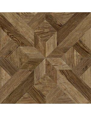 Luxury Tiles Hampton Parquet Deep Natural Wood Effect Tile
