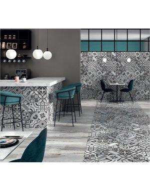 Luxury Tiles Grey mix pattern tile
