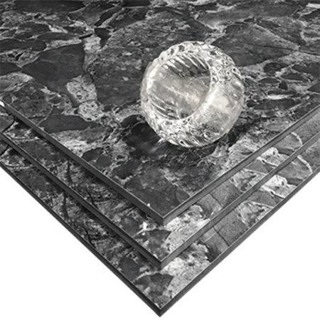 Luxury Tiles Stone Grey Marble Effect Porcelain 600 x 600mm Tile