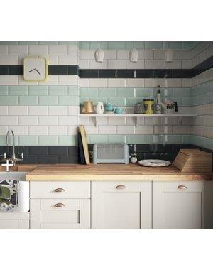 Luxury Tiles Classico Blanco White Metro Tile