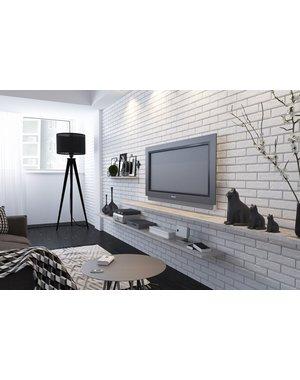 Luxury Tiles Blanco White Brick Effect Wall Tile
