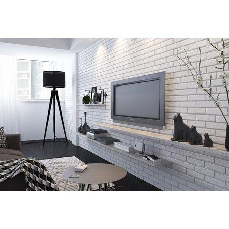Luxury Tiles Blanco White Brick Effect 60 x 250 mm Wall Tile
