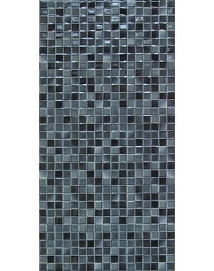 Luxury Tiles Charlotte Black Mosaic Effect Tile