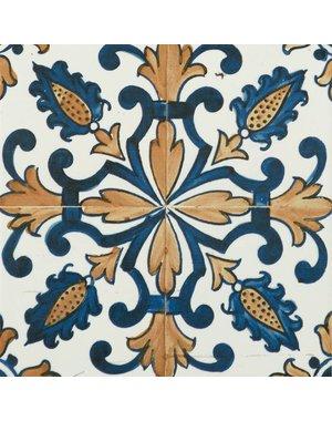 Luxury Tiles Vintage Moroccan pattern tile